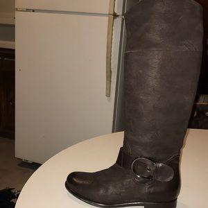 Giorgio Armani Tall Riding Boots